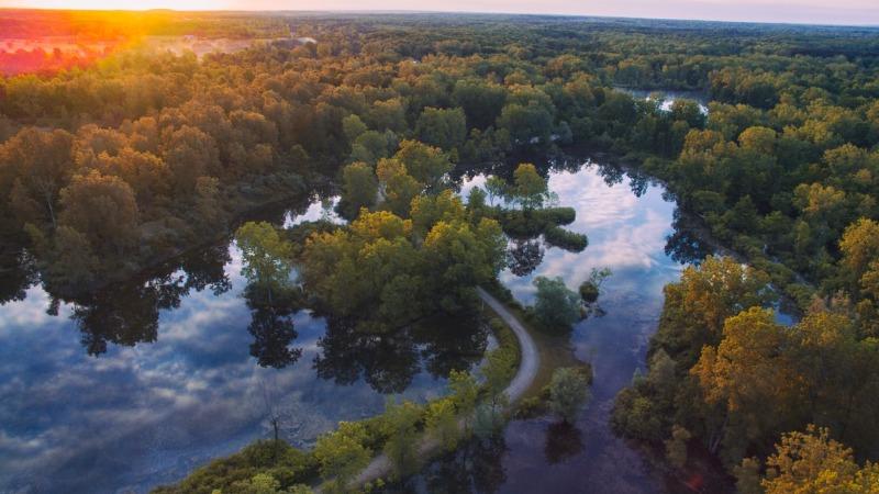 Michigan Rivers Lakes
