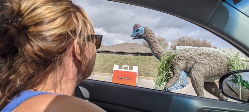 dinosaurs detroit